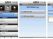 Børneweb - Tabulex Forælder App