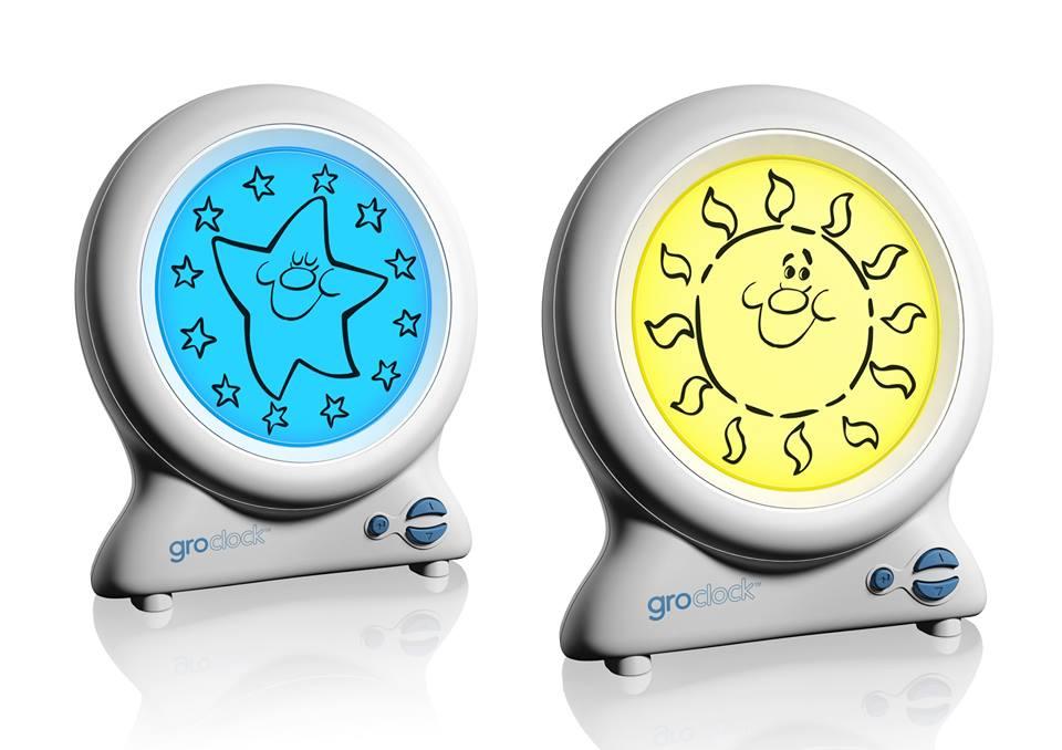 Gro Clock - Søvntræning for børn