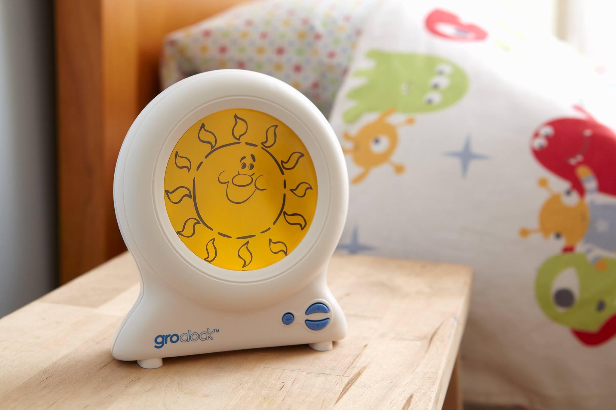 gro clock vækkeur